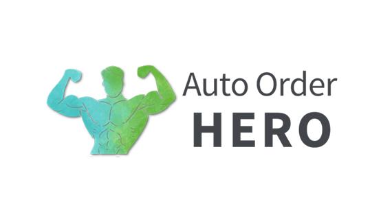 Auto Order Hero лого