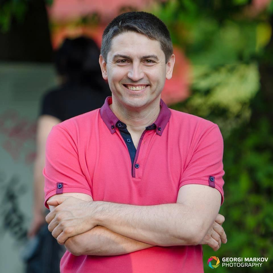 Геомил Георгиев