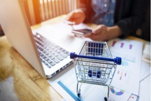 Онлайн търговия от вкъщи