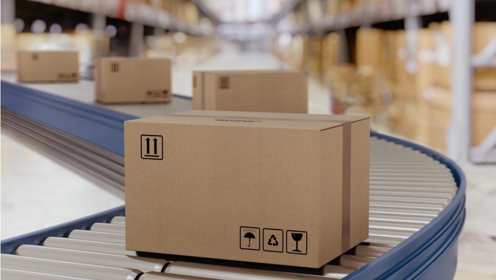 Транспорт на стоки в Amazon FBA в Англия.