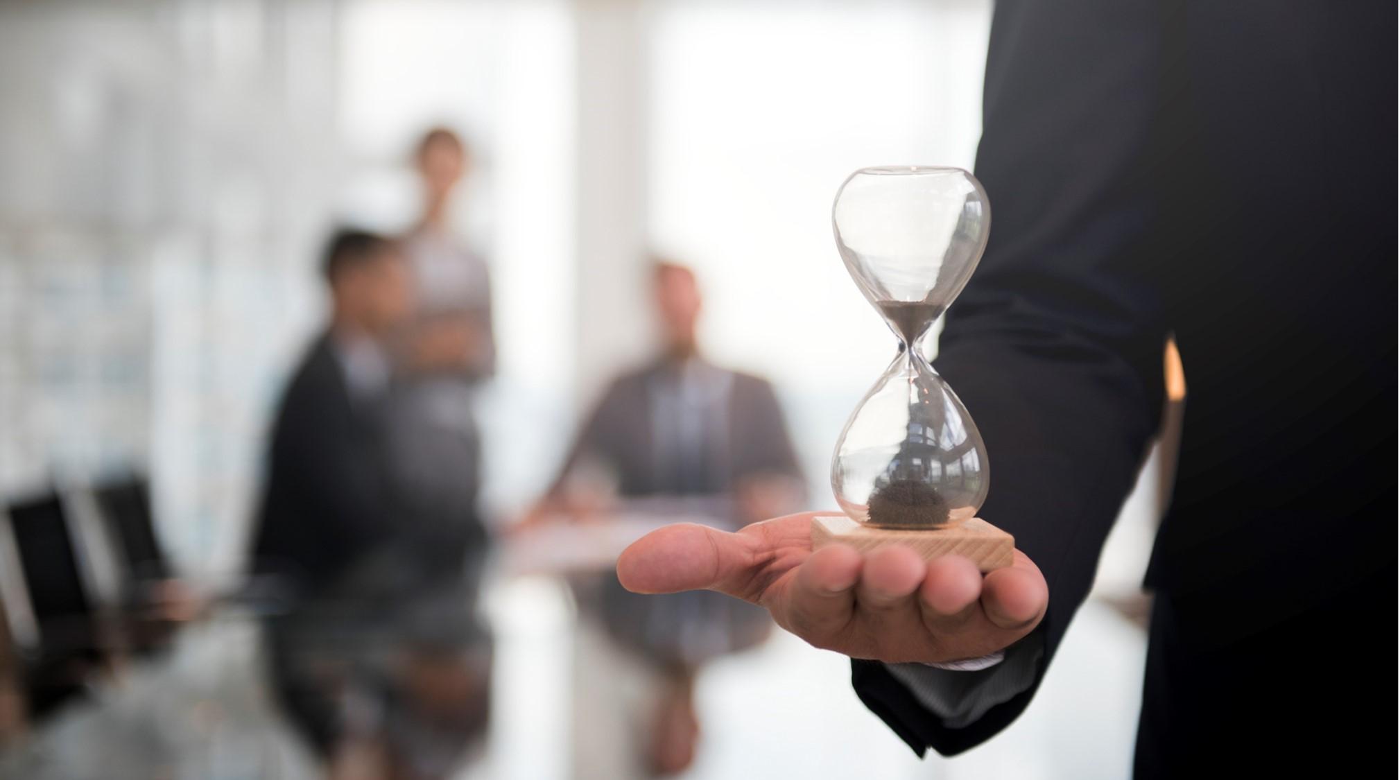 Управление на времето и продуктивност